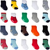 Little Me Baby Assorted Socks, Boys', Multi, 0-12/12-24 Months, 20ct