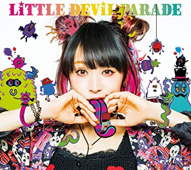 LiSA  iPhone/Androidスマホ壁紙(960×854)-1 - LiTTLE DEViL PARADE