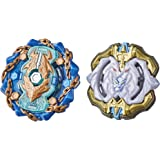 BEYBLADE Burst Surge Dual Collection Pack Hypersphere Shield Kraken K5 and Slingshock Hercules H4 Spinning Top Toys -- 2 Batt
