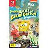Spongebob Battle for Bikini Bottom - Nintendo Switch