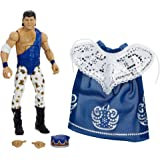 WWE Jerry The King Lawler Elite Collection Series 82 Action Figure 6 in Posable Collectible Gift Fans Ages 8 Years Old and Up