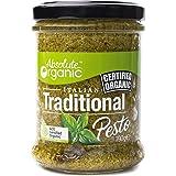 Absolute Organic Traditional Pesto , 190g