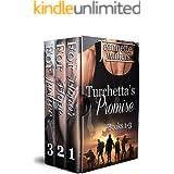 Turchetta's Promise Collection: Books 1-3 (Turchetta's Collection Book 1)