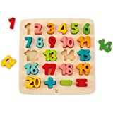 Hape E1550 Chunky Number Math Puzzle