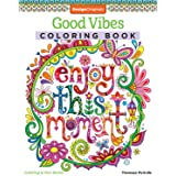 Good Vibes Coloring Book: 13