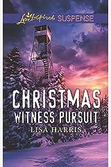 Christmas Witness Pursuit Kindle Edition
