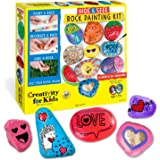 Faber-Castell CK6161 Creativity for Kids Hide & Seek Rock Painting Kit
