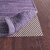 Mockins Non Slip and Premium Grip 4 x 6 Area Rug Pad Keeps Your Rug Protected and in Place On Any Hard Floors Or Hard Surface