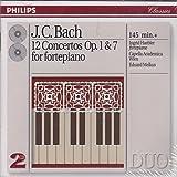 Jc Bach: 12 Concerti Opp.1 & 7