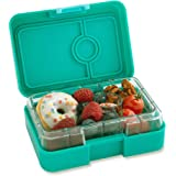 Yumbox MiniSnack Leakproof Snack Box (Kashmir Aqua) - small size