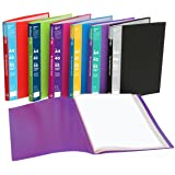 COLOURHIDE(R) 2055203 My Big Display Book, A4 40 Pocket RED