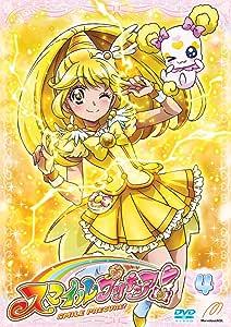 スマイルプリキュア!  DVD Vol.4