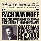 Rachmaninov: Pno Concerto No.2 / Paganini Rhapsody
