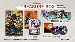 【Switch】戦国無双5 TREASURE BOX