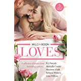 Mills & Boon Loves.../Big Sky Standoff/Girl Behind the Scandalous Reputation/A Bride for the Boss/The Italian Playboy's Secre