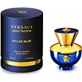 Versace Dylan Blue Eau De Parfum for Women, 50ml