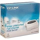 TP-LINK TL-PS110U Print Server 10/100 USB 2.0 1YR