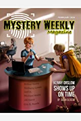 Mystery Weekly Magazine: February 2020 (Mystery Weekly Magazine Issues Book 54) Kindle Edition