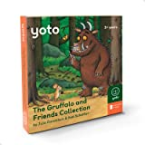 Yoto The Gruffalo and Friends Collection by Julia Donaldson – Kids Audio Story Cards for Yoto Player audioplayer Device | Inc