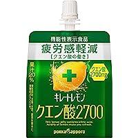 ポッカサッポロ キレートレモンクエン酸2700ゼリー 165g ×6個