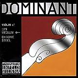 Thomastik Dominant 4/4 Violin E String Medium Steel Ball-End