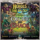 Gamelyn Games Heroes of Land, Air and Sea Order and Chaos