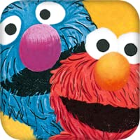 Another Monster at the End of This Book.Starring Grover & Elmo! (Kindle Tablet Edition)