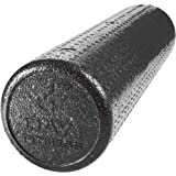 High Density Muscle Foam Rollers by Day 1 Fitness - 4 Sizes (12,18,24,36) & 7 Colors - Sports Massage Rollers for Stretching,