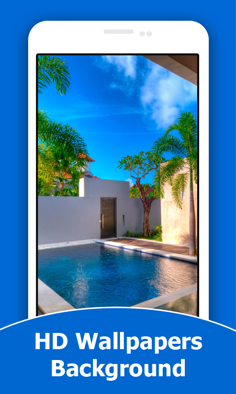 amazon co jp swimming pool hd wallpapers android アプリストア