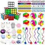 40PCS Carnival Prizes for Kids Birthday Party Favors, Prizes Box Toy Assortment Bundle for Classroom Rewards, Pinata Filler,