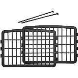 Amazonベーシック ケージ プラスチックパネル ペット用ケージ 延長用パネル2枚 61cm ブラック