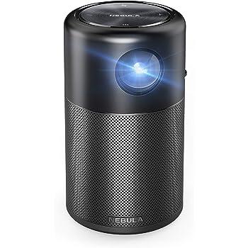 Anker Nebula Capsule Pro(Android搭載モバイルプロジェクター)【150 ANSIルーメン/DLP搭載 / 360度スピーカー】