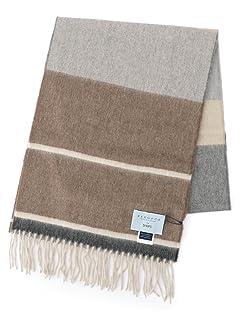 Wool Angora Scarf 118-36-0034: Beige