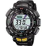 [カシオ] 腕時計 プロトレック ソーラー PRG-240-1JF ブラック