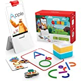 Osmo - Little Genius Starter Kit for Fire Tablet - 4 Educational Learning Games - Preschool Ages - Problem Solving, & Creativ