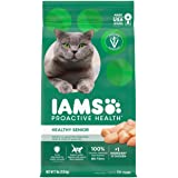 IAMS PROACTIVE HEALTH Lively Senior Dry Cat Food 7 Pounds