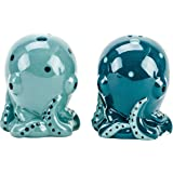 Boston Warehouse 39814 Octopi Salt & Pepper Shaker Set