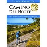 Camino del Norte: Irún to Santiago along Spain's Northern Coast (Village to Village Map Guide)