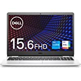 Dell ノートパソコン Inspiron 15 3501 ホワイト Win10/15.6FHD/Core i5-1135G7/8GB/256GB/Webカメラ/無線LAN NI355A-AWLW