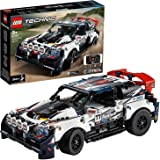 LEGO Technic App-Controlled Top Gear Rally Car 42109 Racing Toy Building Kit