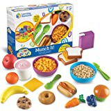 Learning Resources LER7711 New Sprouts Munch It! Food Set 1