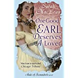 One Good Earl Deserves A Lover (The Rules of Scoundrels series Book 2)