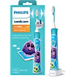 Philips Sonicare for Kids Bluetooth Connected Rechargeable Electric Toothbrush HX6321/02