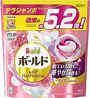 洗濯洗剤 ジェルボール3D 柔軟剤入り ボールド 癒しのプレミアムブロッサム 詰め替え 94個