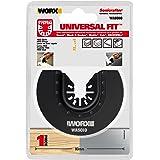 WORX WA5010 Sonicrafter Oscillating Multitool Universal Segment Circular Saw Blade