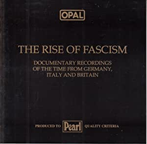 Rise of Fascism / Rise of Fascism