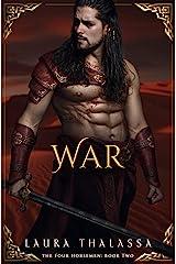 War (The Four Horsemen Book 2) Kindle Edition