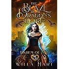The Blaze of the Dragon's Heart: A Reverse Harem Paranormal Fantasy Romance (Harem of Fire Book 5)