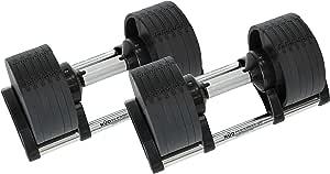 東急スポーツオアシス 可変式 6段 ダンベル・アレー FLEXBELL フレックスベル 20kg×2