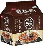 日清 ラ王 担々麺 5食パック 475g